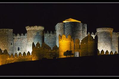 Lugares ideales para una boda en un castillo: El Castillo de Belmonte