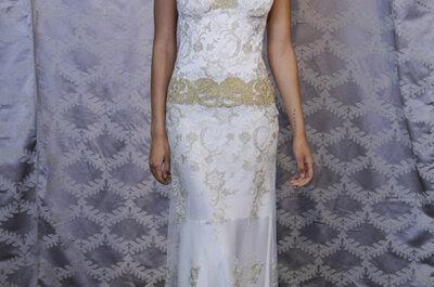 8 robes de mariée Claire Pettibone 2013