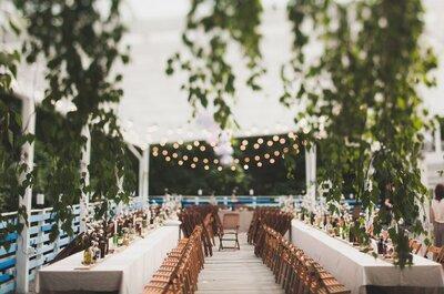 Как организовать свадебный банкет и что такое UberChef?