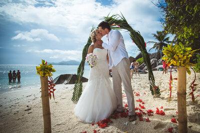 Originelle Hochzeitszeremonien: Sagen Sie anders als alle anderen