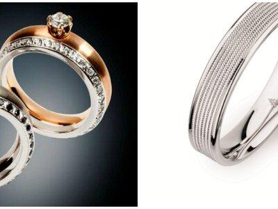 Originelle Eheringe – außergewöhnliches und individuelles Design