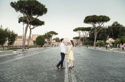 Sai quali sono i luoghi più romantici di Roma? La parola a dei romani d.o.c.