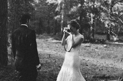 Claves para un vídeo de boda único e inolvidable