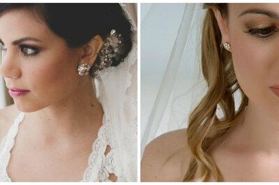 Maquillaje de labios para novia 2016. ¡Descubre los colores de la nueva temporada!