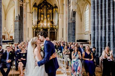 Alles wat je moet weten over trouwen in de kerk!
