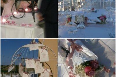 Il rosa antico, il colore tematico per il tuo matrimonio