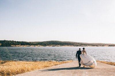 Ocho decisiones de las que puedes arrepentirte el día del matrimonio