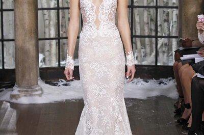 Las tendencias más actuales en vestidos de novia 2015: Estos diseños ¡serán tu obsesión!
