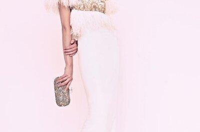 El Vestido de novia de la semana, by Marchesa