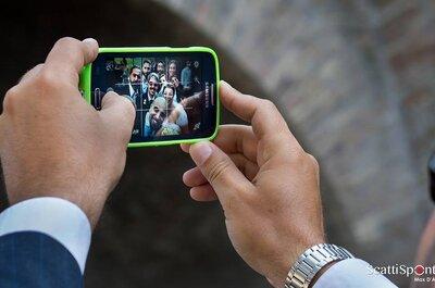 Personalizzare il matrimonio con un filtro di Snapchat? Ecco come si fa!