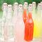 Bebidas en colores cítricos para deleitar a los invitados - Foto KT Merry Photography