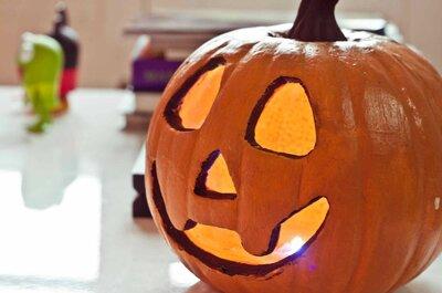Ideia para uma despedida de solteira na noite de Halloween!