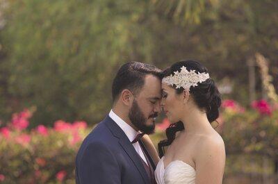 Las fotografías de tu boda con Punto Dulce: Detalles románticos y muy especiales