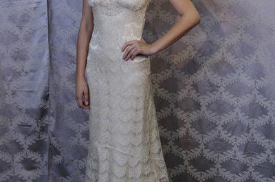 Kolekcja sukien ślubnych Claire Pettibone 2013
