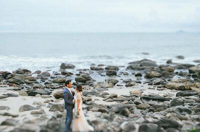 Duo Borgatto: entrevistamos casal referência em fotos de casamento atuais!
