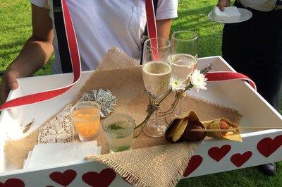 Come creare un cocktail personalizzato per il vostro matrimonio: ecco 3 consigli utili