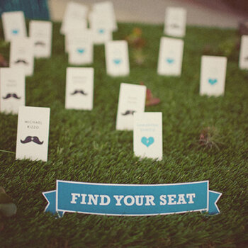 Take Your Places: Whimsical and Fun Seating Plans