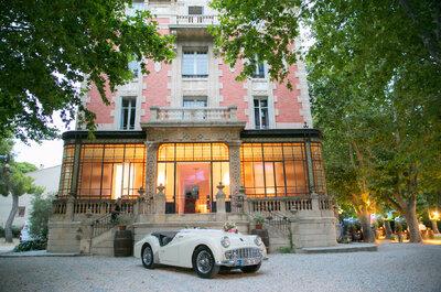5 détails qui vont vous faire craquer pour le Château la Beaumetane