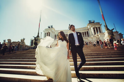 Matrimonio a Roma: la guida definitiva per il perfetto matrimonio nella Capitale