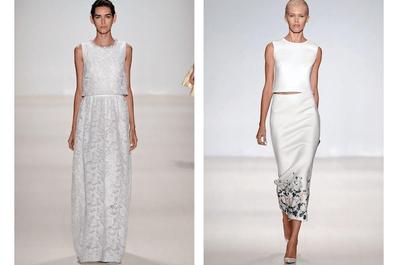 Rompe esquemas con tu estilo: 5 vestidos de Erin Fetherston perfectos para una boda civil