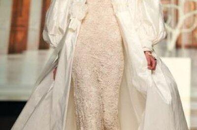 Coupes de robes de mariée 2014