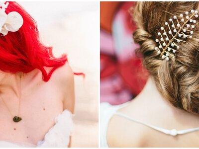 Simulador de peinados de novia, ¡descubre todas las posibilidades sin arriesgarte!