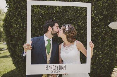 Donde nos lleve la música: la boda de Blanca y Juan