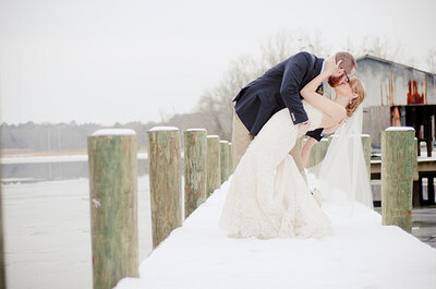 Winter wedding dresses – our top tips