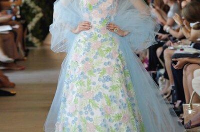El vestido de la semana: Oscar de la Renta 2013