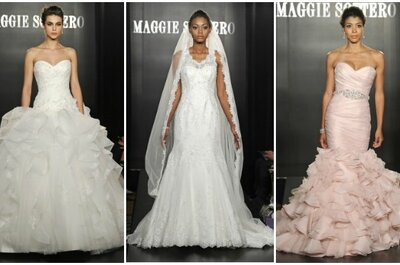 Maggie Sottero Spring Collection 2013, per la sposa che osa con classe!