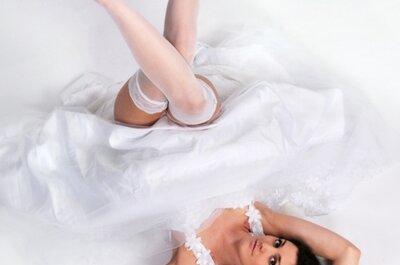 Brautunterwäsche – auf die Farbe kommt es an