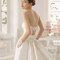 Hochzeits-Kleid: Brautkleid mit Schleifen