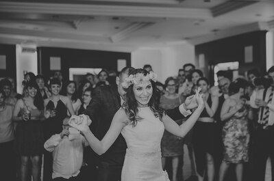 15 canciones que odias pero seguro que bailarás en tu boda