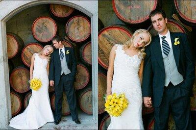Wino na wesele: jakie wybrać do weselnych potraw?