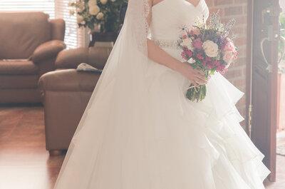 5 consejos prácticos para que tu velo de novia sea el indicado