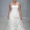 Dalle passerelle della New York Bridal Shows tante proposte per la sposa in carne