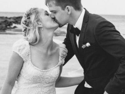 Los 3 mejores vestidos de novia para una boda playera