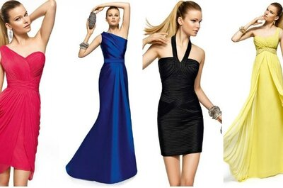 Pronovias Fiesta 2013, scegli qui il tuo abito da invitata per i matrimoni che verranno!