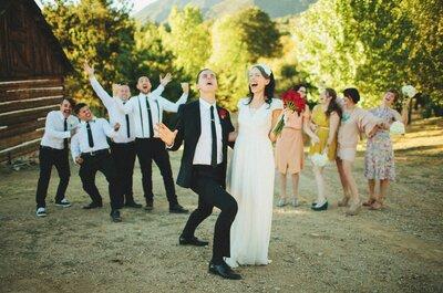 Wunderschöne Hochzeit mit kleinem Budget? Mit diesen 10 Ideen bestimmt!