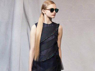 Dior otoño-invierno 2015-16, el vestido de invitada perfecto para una mujer sofisticada