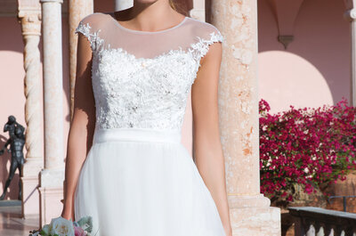 Brautkleider der Kollektion 2015 von Sweetheart: Edel und glamourös!