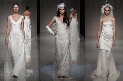 Resumen de las tendencias en la pasarela White Gallery 2012