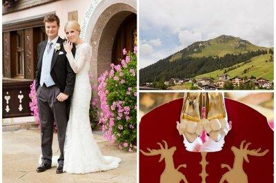 Real Wedding: Eine alpine Hochzeit in Tirol