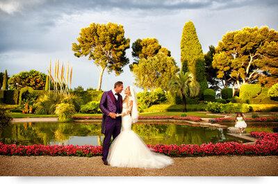 2 Tage Hochzeit: Antonia und Siegfried sagten Ja in Berlin und in Frankreich!