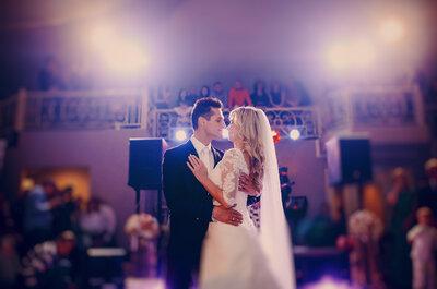 6 razones que te harán querer a este Dj en tu boda