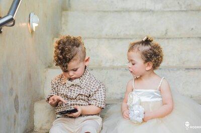 60 verdades que dicen los niños sobre qué es una boda, ¡ellos no mienten!