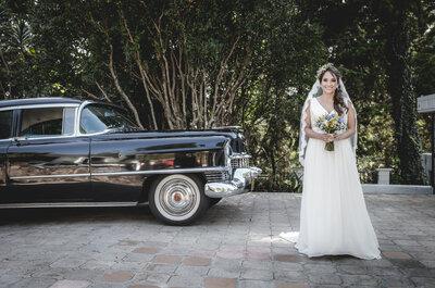 Cómo mantener tu vestido de novia como nuevo antes, durante y después de la boda