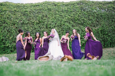 10 cosas súper importantes que TODAS las damas de boda deben saber