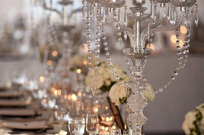 Heavenly hanging floral decoration for your 2016 Wedding: Ideas by Label' Emotion
