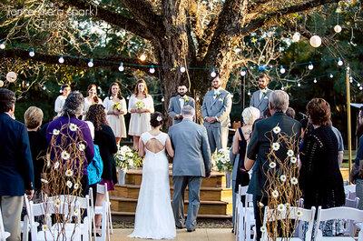 10 originali altari nuziali per il tuo matrimonio all'aperto